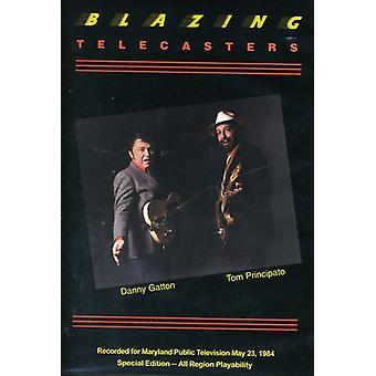 Principato/Gatton - Blazing Telecasters [DVD] USA import