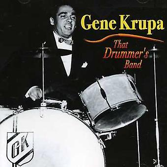 Gene Krupa - That Drummer's Band [CD] USA import