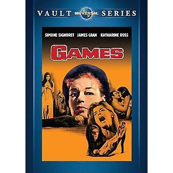Spiele [DVD] USA importieren