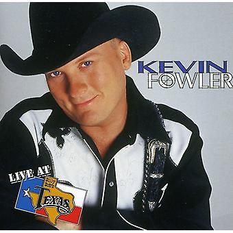 Kevin Fowler - Live at Billy Bob's Texas [CD] USA import