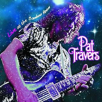 Pat Travers - Live at the Bamboo Room [CD] USA import