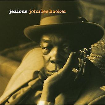 John Lee Hooker - eifersüchtig [CD] USA import