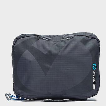 New Lifeventure Camping Travel Washbag Small Grey