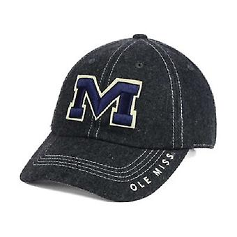 Ole Miss rebelles NCAA TOW «Charles» chapeau réglable