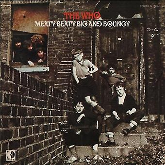 Who - Meaty Beaty Big & Bouncy [Vinyl] USA import