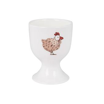 Ruby Red Shoes Londen kip Egg Cup