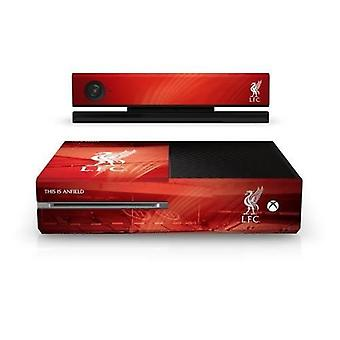 Official Liverpool FC - Xbox One Console Skin