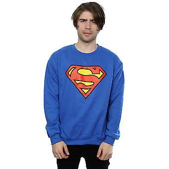 Superman Logo Sweatshirt des hommes de DC Comics