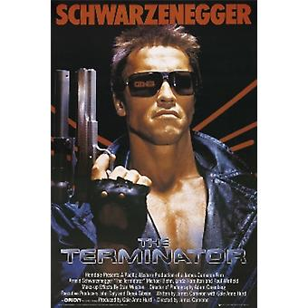The Terminator Poster Print (24 X 36)