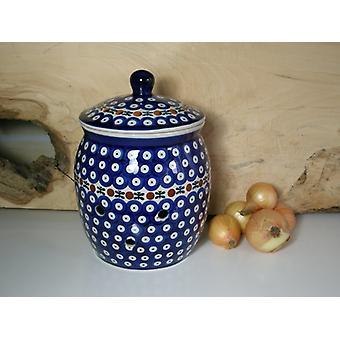 Løk potten 3 liter, ↑23, 5 cm, tradisjon 6, BSN 40115