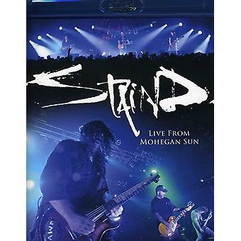 Staind - Staind: Live från Mohegan Sun [BLU-RAY] USA import