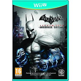 Batman Arkham City Armored Edition (Nintendo Wii U) - New