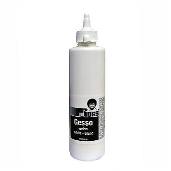 Bob Ross Gesso 500ml - White