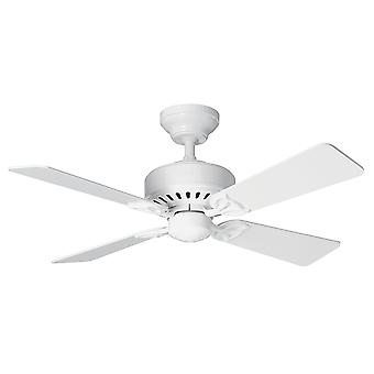 Hunter ceiling fan Bayport White 107cm / 42