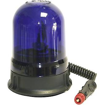AJ.BA Emergency light GF.25 GF.25 ASTRAL-BU 12 V, 24 V via in-car outlet Suction cup, Magnetic fastening Blue