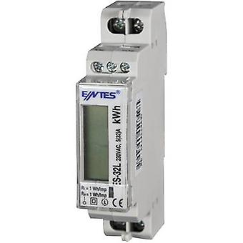 ENTES ES-32L MID Electricity meter (AC) Digital 32 A MID-approved: Yes 1 pc(s)