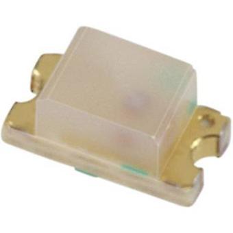 OSRAM LSQ976-NR-1-Z SMD LED 0603 Super rood 50 MCD 160 ° 20 mA 2 V tape cut