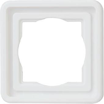 Kopp 302302071 1x Wet room switch product range Frame Arktis White