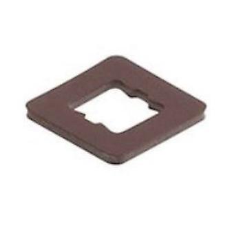 Hirschmann 730 176-002 GDSN 307-4 NBR Flat Seal aantal pins:-
