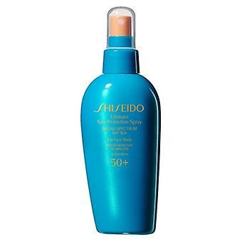 Shiseido Ultimate solen beskyttelse Spray SPF 50 + 5oz / 150ml
