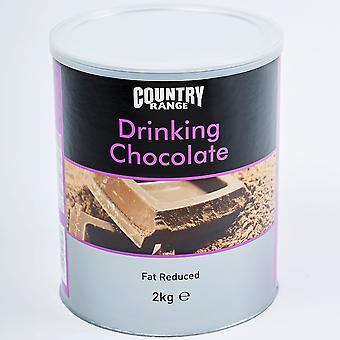 Country Range Fat Reduced Drinking Hot Chocolate Mix