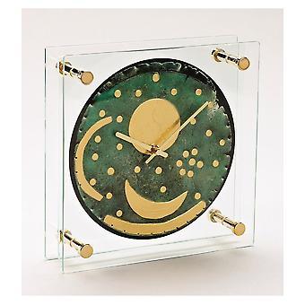 Table clock sky disc of NEBRA Eurotime - 56000