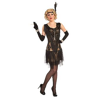 Lacey Lindy (Deluxe Flapper Dress)