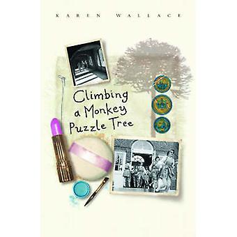 Kletterbaum ein Affe Puzzle von Karen Wallace - 9780689837630 Buch