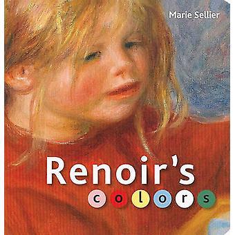 Renoir kleuren door Marie Selier - 9781606060032 boek