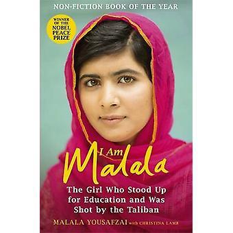 Soy Malala - la niña que estaba parado para arriba para la educación y fue fotografiada por la