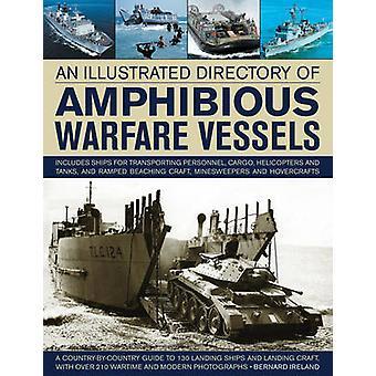 Ein illustriertes Verzeichnis amphibische Kriegsführung-Schiffe durch Bernard Ire