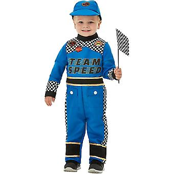 Racing driver costum de carnaval Motorsport masina driver costum