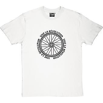 Vive le Revolution (Fahrrad) Herren T-Shirt