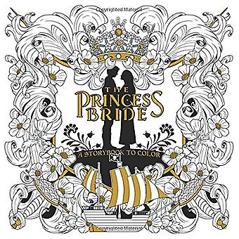 The Princess Bride A Storybook To Color by N/A - 9781631407734 Book