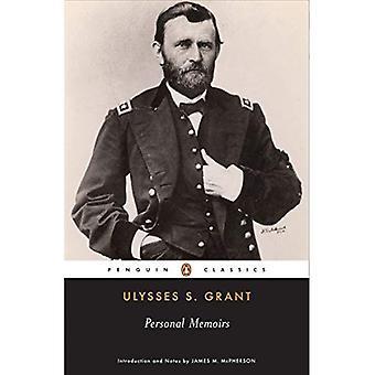 Osobiste wspomnienia Ulysses S.Grant (Penguin Classics)