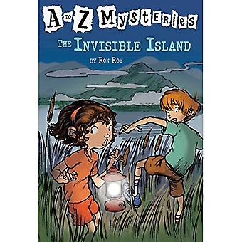 The Invisible Island (Stepping Stone Books)