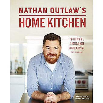 Nathan Outlaws hem kök: 100 recept att laga för familj och vänner