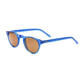 Simplify Russell Polarized Sunglasses - Blue/Brown
