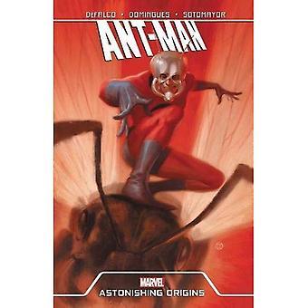 Ant-Man: Erstaunlich Ursprünge