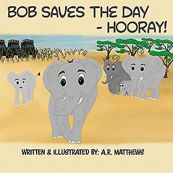 Bob salva o dia-Hurra!