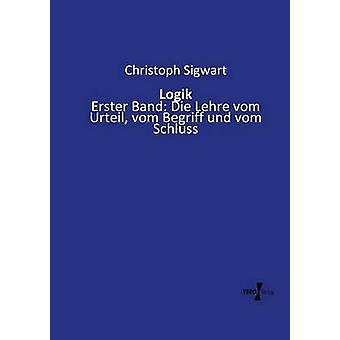 Logik par Sigwart & Christoph