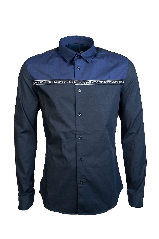 Moschino Business-Regular Collar Shirt MC730 8C S2891