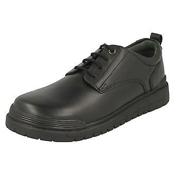 Zapatos de niños Startrite encaje escuela de fuerza