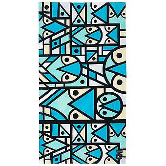 Slowtide Clique Beach Towel in Blue