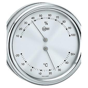 Barigo marine ship thermometer hygrometer 829CR
