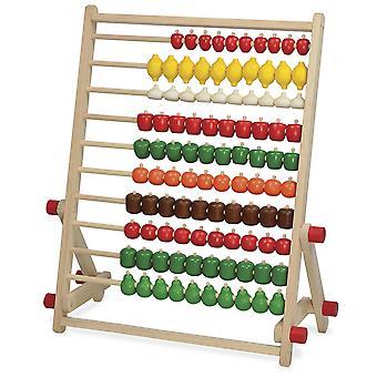 Abacus di frutta gigante