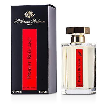 L'artisan Parfumeur Piment Brulant Eau De Toilette Spray - 100ml/3.4oz