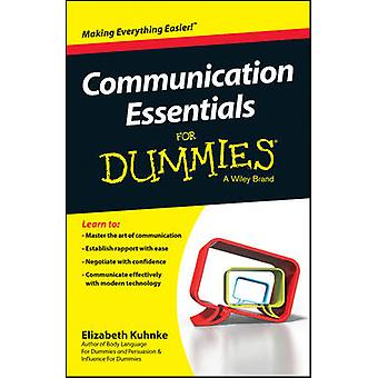 Communication Essentials for Dummies (2nd Revised edition) by Elizabe