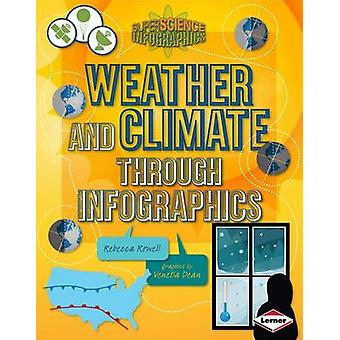 Weather and Climate Through Infographics by Rebecca Rowell - 97814677