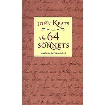 64 Sonnets by John Keats - Edward Hirsch - 9781589880146 Book